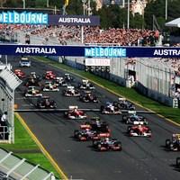 Az Ausztrál Nagydíj - képekben
