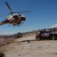 A nap képe - Dakar 2011