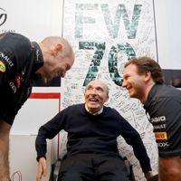 Minden nap egy születésnap - Sir Frank Williams interjú