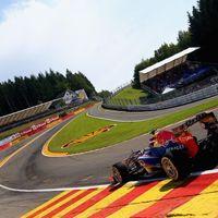 Bekezdett a Red Bull – megint a gumik miatt aggódnak a pilóták Spában