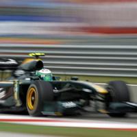 Trulli kapja meg a Lotus új kasztniját Valenciában