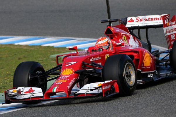 Ferrari F14 KR03 ontrack Jerez D1.jpg