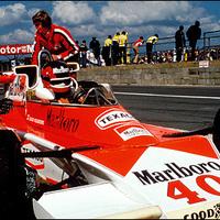 2. One race with McLaren