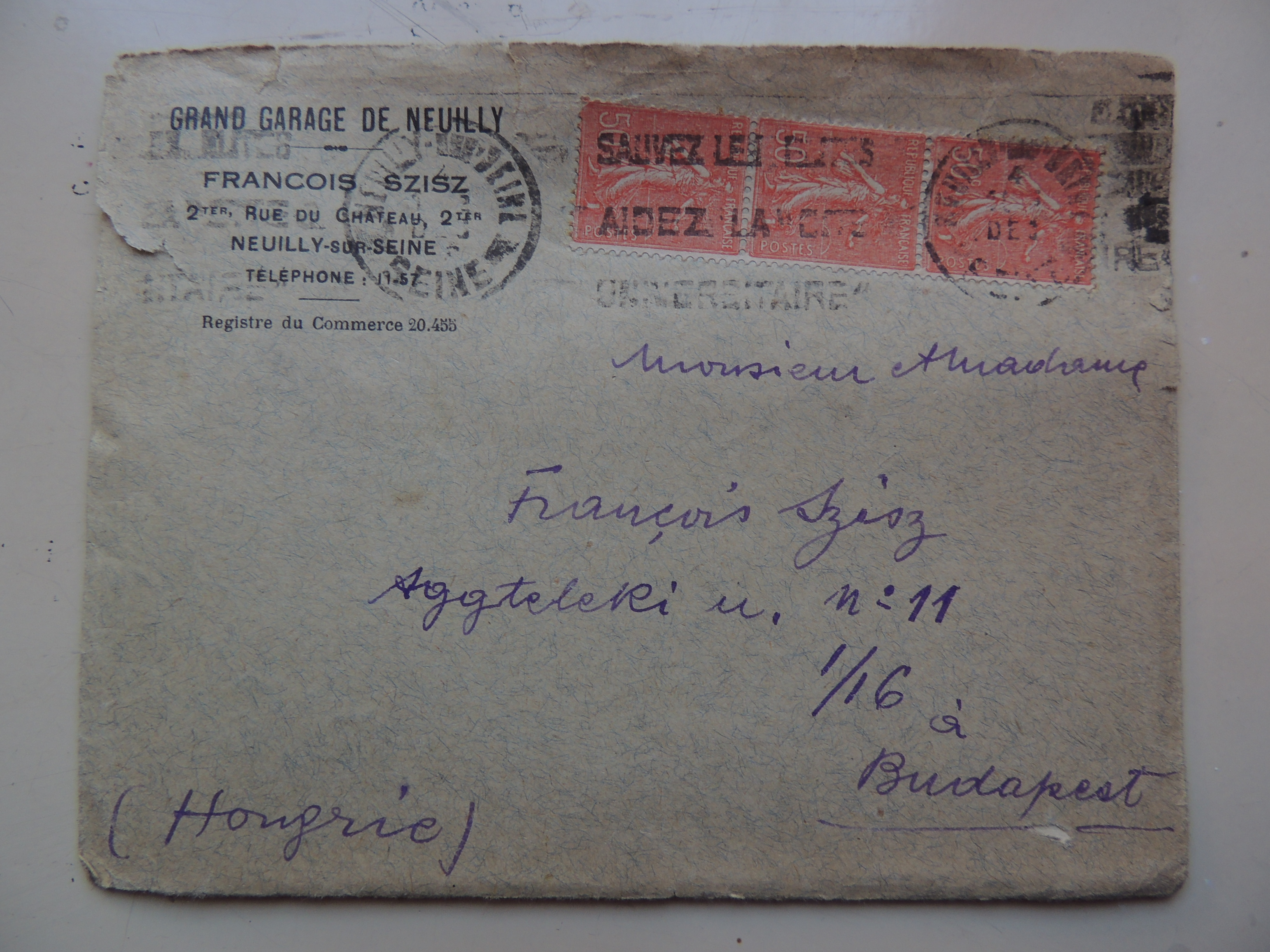 original_letters_by_szisz_to_his_brother_to_hungary_2.JPG