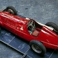 Az első bajnok autó: Alfetta 158