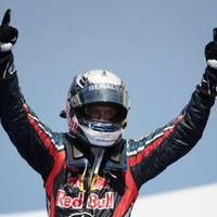 Vettel és a mutatóujj