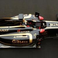 Új 2011-es autó: Renault R31