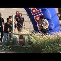Buemi és egy rosszul sikerült Red Bull demó...