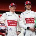 Antonio Giovinazzi és Kimi Raikkönen maradásába a Ferrari is beleszólt
