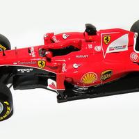 Átalakítás - Ferrari F2012: Ferrari Racing Day kiadás