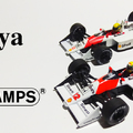 Modell párbaj - Altaya vs Minichamps