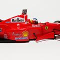 Matricázás – Ferrari F310B