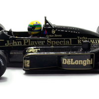 Matricázás - Lotus 98T
