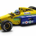 Átalakítás - Benetton B191