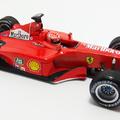 Matricázás – Ferrari F2001
