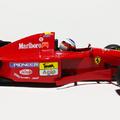 Matricázás - Ferrari 412T2