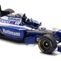 Átalakítás - Williams FW17