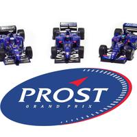 A Prost Grand Prix sor