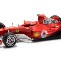Matricázás - Ferrari F2004
