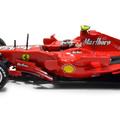 Matricázás – Ferrari F2007