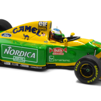 Matricázás – Benetton B193