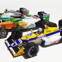 Modellgyártó mustra - Spark