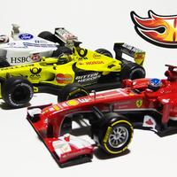 Modellgyártó mustra - Hot Wheels