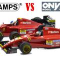 Modell párbaj – Ferrari 412T2 Onyx vs Minichamps