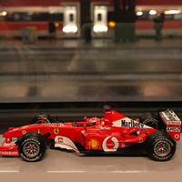 Egy Ferrari hazatérése