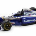 Matricázás - Williams FW17