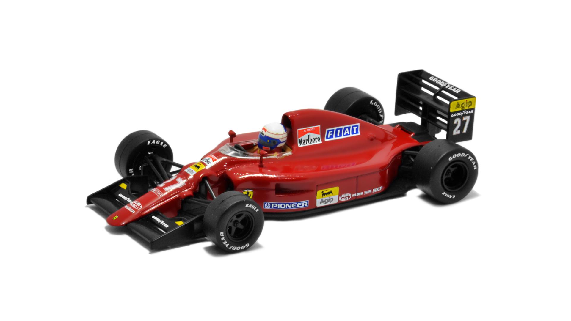 Év: 1991<br />Modell: 642<br />Gyártó: Altaya (átalakított)<br />Pilóta: Alain Prost