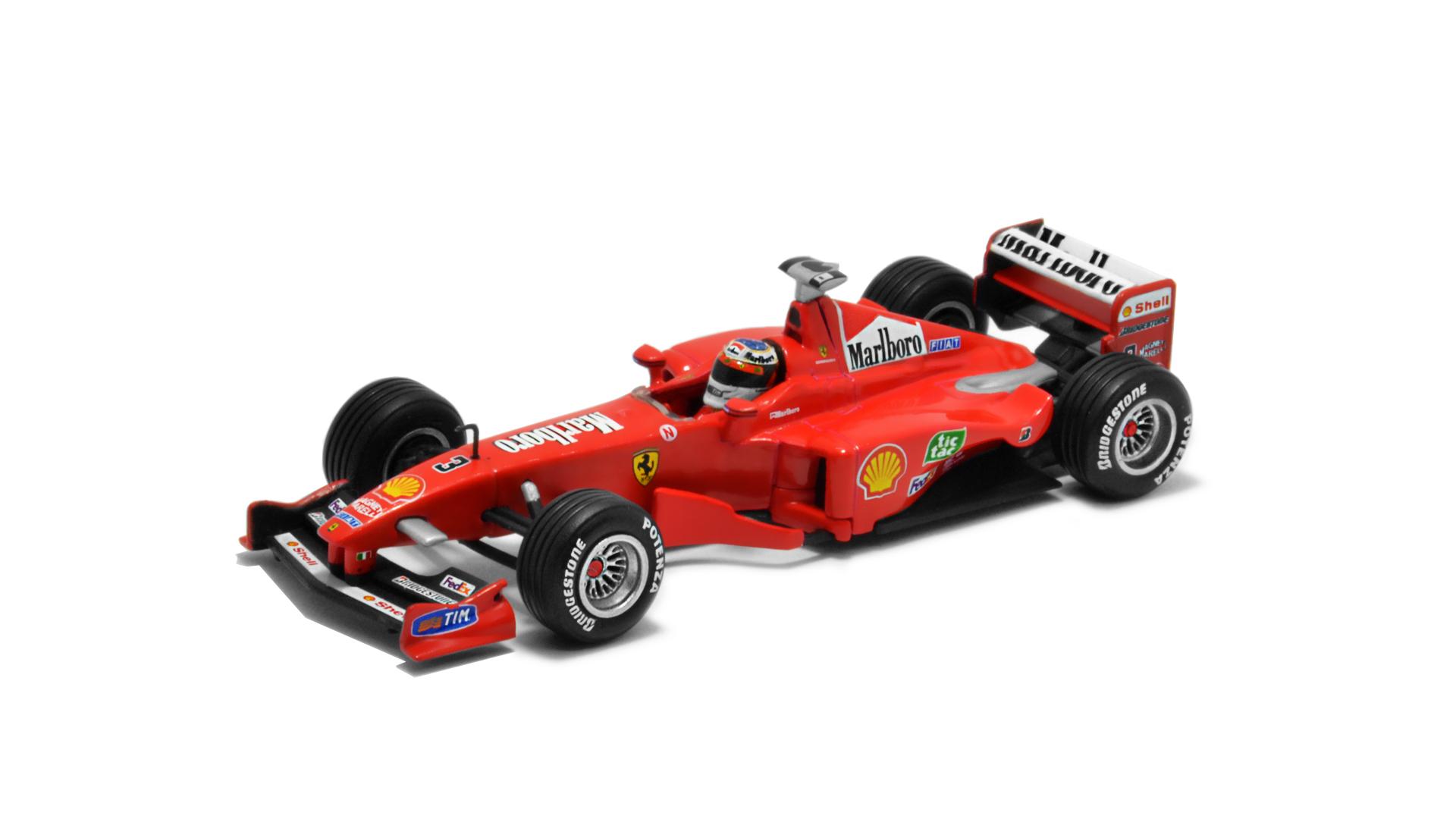 Év: 1999<br />Modell: F399<br />Gyártó: Hot Wheels<br />Pilóta: Michael Schumacher