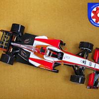 2012 HRT F112