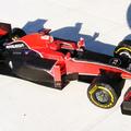 Virgin f1 2011