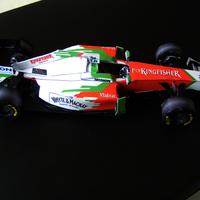 Force India vjm04 F1 2011