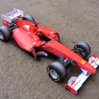 f1 2011 Ferrari F150