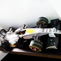 McLaren HONDA test MP4-29