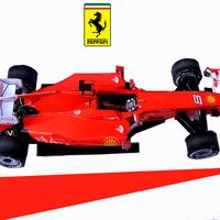 Alonso's Ferrari 2010