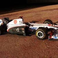 2011 Sauber C30