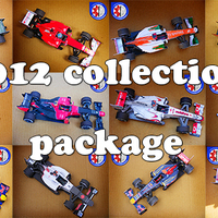 Take all 2012 models in one package