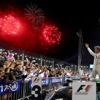 Rosberg újra a maximumon