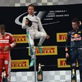 Rosberg a maximumon