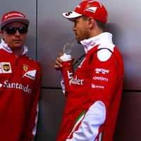 A Ferrari-kaszting örökös nyertese: Kimi Raikkönen