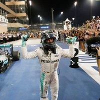 Rosberg első koronája