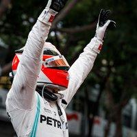 Hamilton és a Mercedes legjobb alakítása