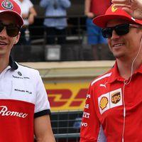A Ferrari elküldte Raikkönent, meg nem is