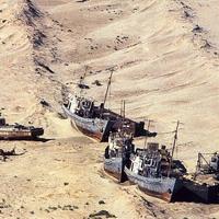 Atomrobbantásokkal a jobb hozamért: az Aral-tó pusztulása