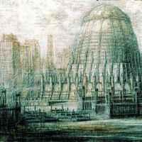 A kommunista gótika és a szovjet ipari építészet atyja: Jakov Csernyikov