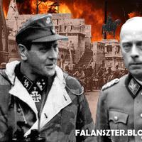 """A budai várnegyed náci """"emlékei"""""""
