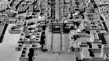 Germánia: a Harmadik Birodalom leendő világ-fővárosa Adolf Hitler vázlatai alapján